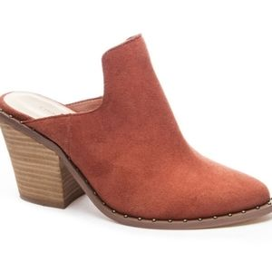 Chinese Laundry Springfield Mule Booties